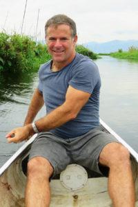eric vohr canoe Myanmar